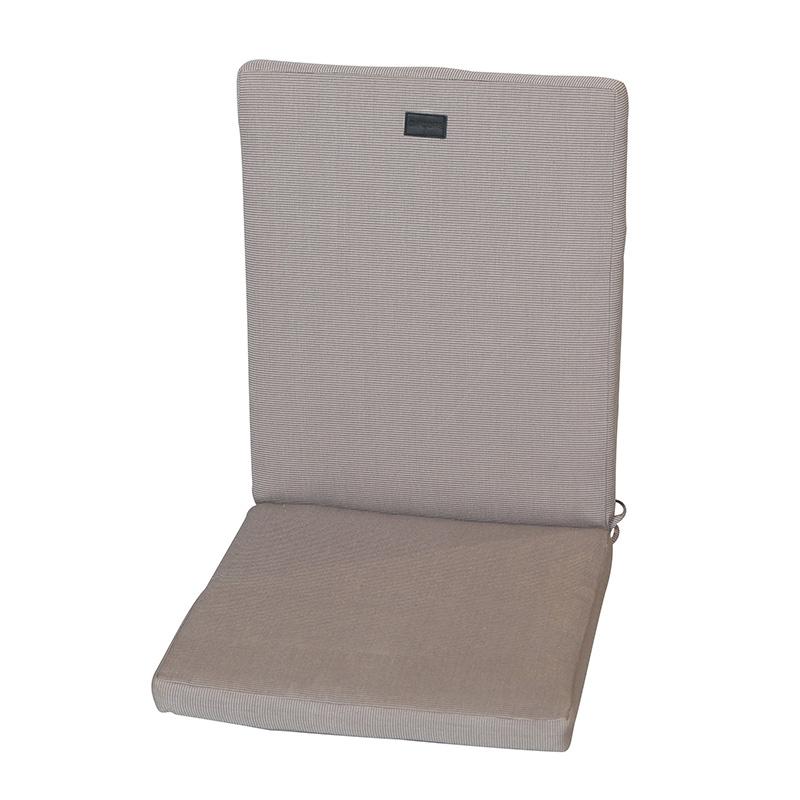 Højmoderne Hynde universal sæde/ryg capucino - Homefront XU-05